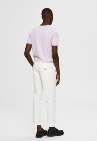 Selected Homme - Trousers - egret - 2