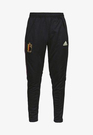 BELGIUM RBFA TRAINING PANT - National team wear - black