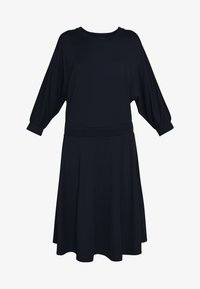 MAX&Co. - DADAISMO - Žerzejové šaty - midnight blue - 4