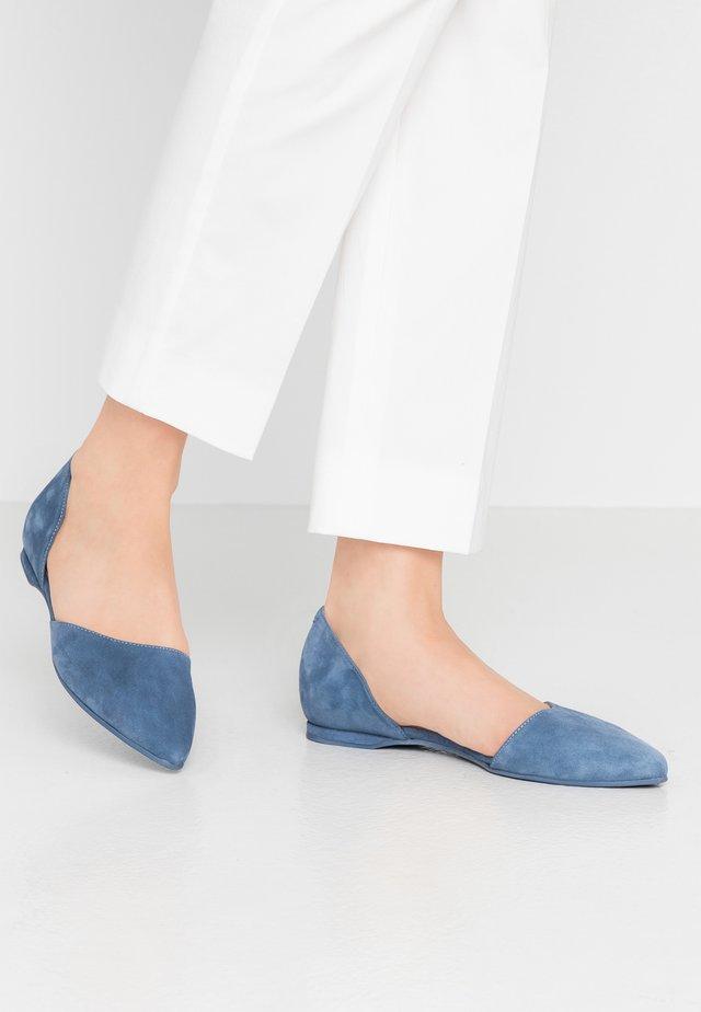 BLONDIE - Bailarinas - blue