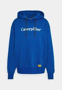 Caterpillar - HOODIE - Luvtröja - royal blue - 0