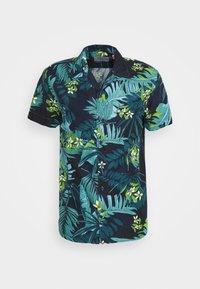 Kronstadt - CUBA EXOTIC - Shirt - blue - 4