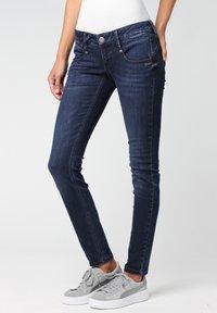 Gang - Jeans Skinny Fit - total eclipse wash - 2