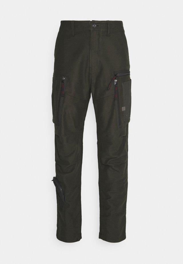 ARRIS STRAIGHT TAPERED - Pantalones cargo - asfalt