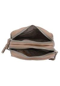 Cowboysbag - FOLKESTONE  - Sac bandoulière - light brown - 4