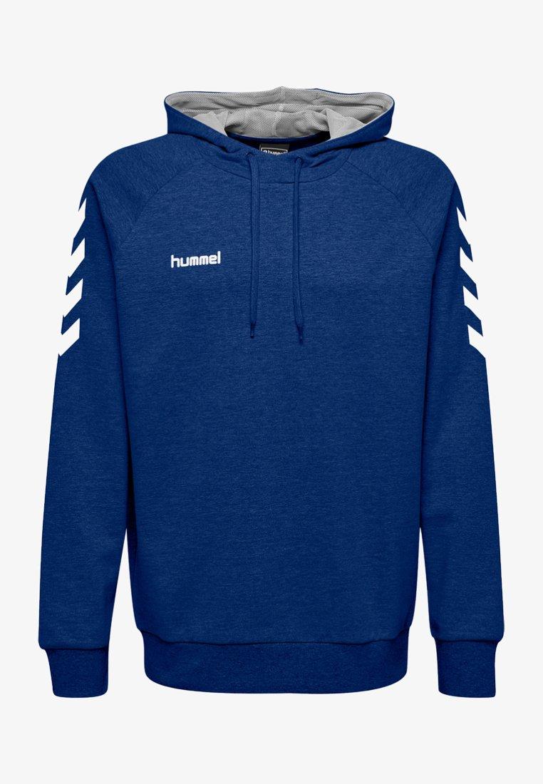 Hummel - GO HOODIE - Hoodie - blue