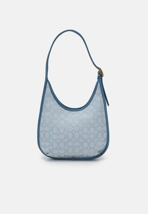 ORIGINALS SIGNATURE ERGO SHOULDER BAG - Handbag - marble blue azure