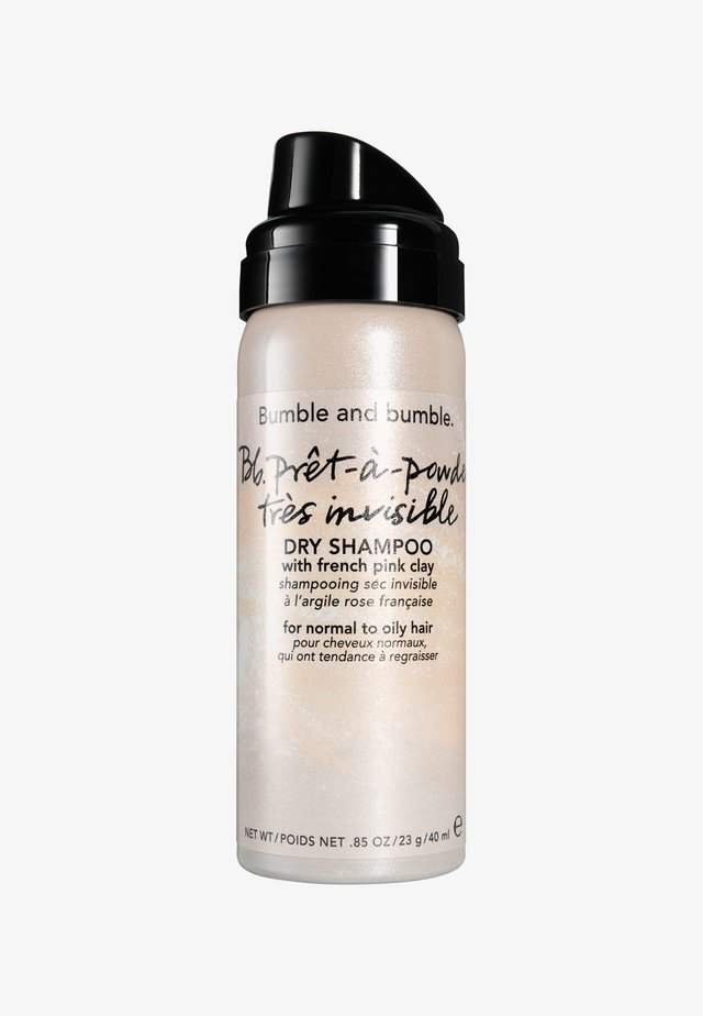 PRET-A-POWDER TRES INVISIBLE TS - Dry shampoo - -