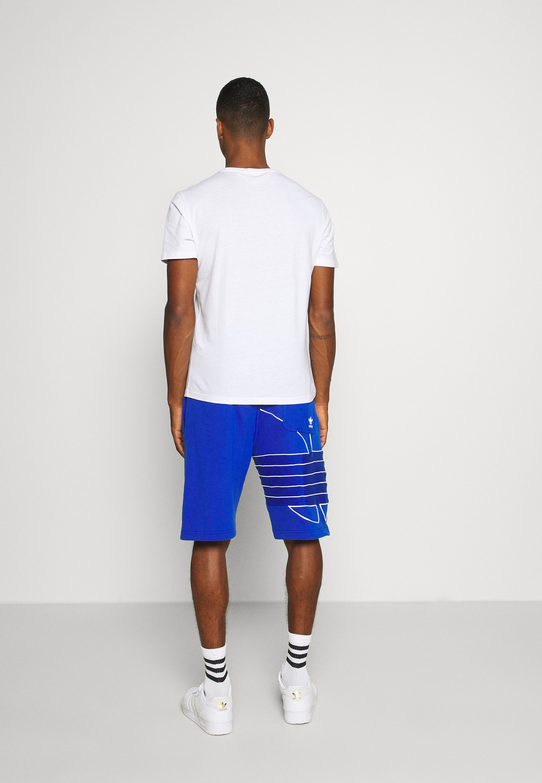 adidas Originals Tracksuit bottoms - royblu/white 8Cbaa