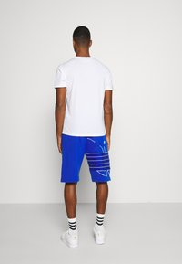 adidas Originals - OUT  - Shorts - royal blue/white - 2
