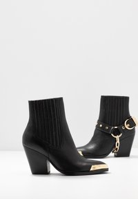 Versace Jeans Couture - Santiags - nero - 7