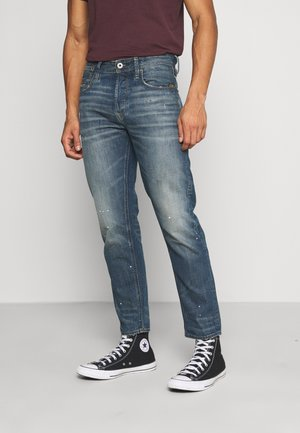 ALUM RELAXED TAPERED - Jeans baggy - kir denim - antic faded lagoon