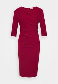 Tiger of Sweden - IZZA  - Shift dress - red art - 4