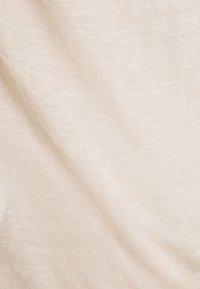 120% Lino - LONG SLEEVE - Maglietta a manica lunga - safari - 6