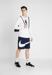 Nike Performance - DRY SHORT - Pantaloncini sportivi - obsidian/white - 1