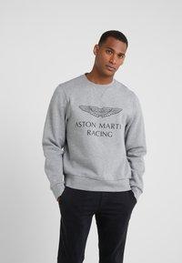 Hackett Aston Martin Racing - Sweatshirt - grey marl - 0