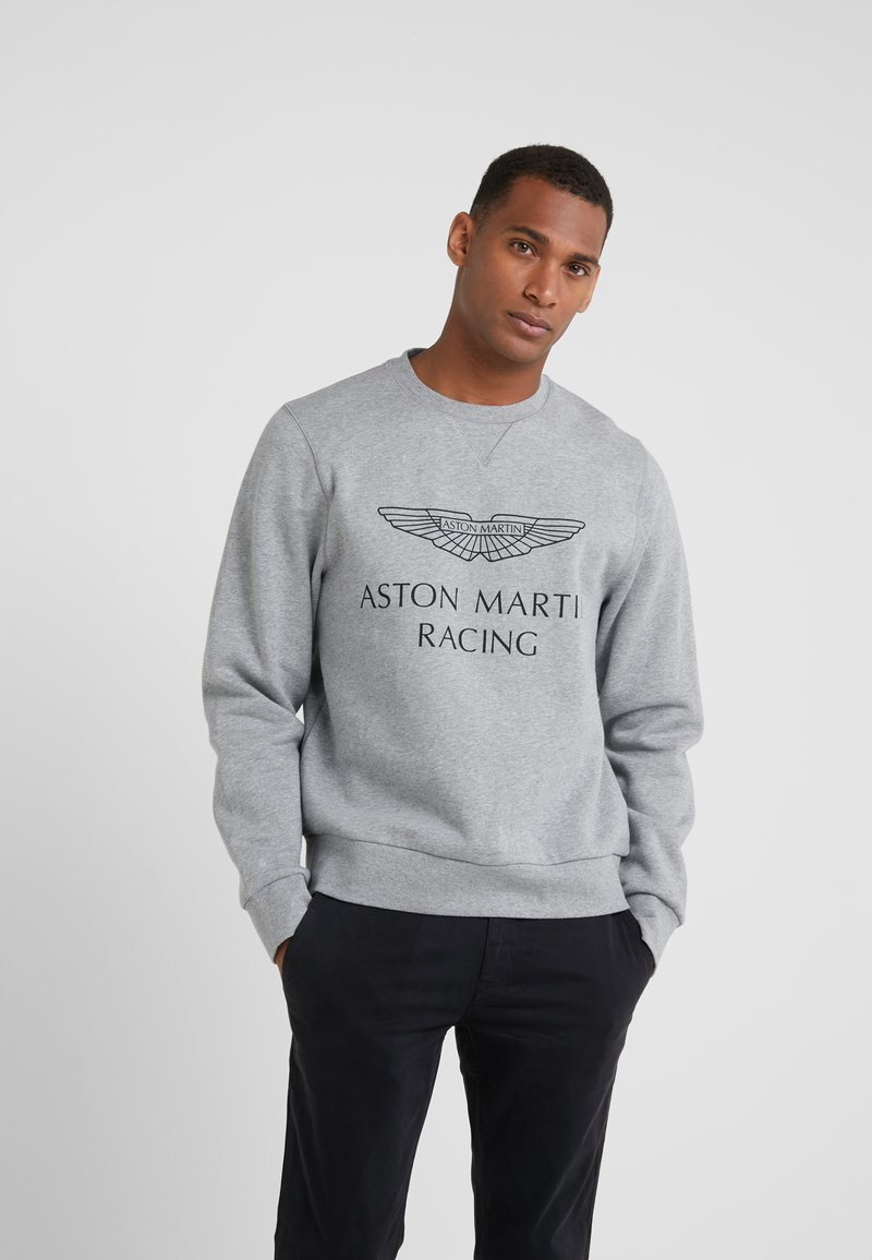 Hackett Aston Martin Racing - Sweatshirt - grey marl