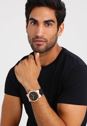 DYLAN - Chronograph watch - schwarz