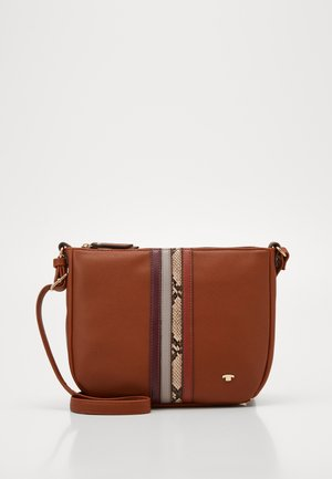 FALL - Across body bag - mixed cognac