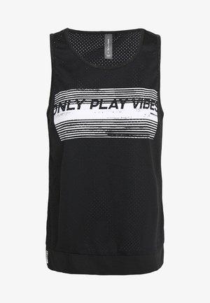 ONPANGILIA TRAINING PETITE - Camiseta de deporte - black