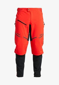 Vaude - MENS VIRT PANTS II - Outdoor trousers - mars red - 7