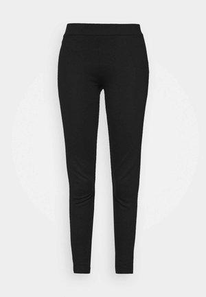 PONTI  - Leggings - black