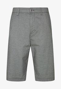 Esprit - OCS Y/D STRUCT - Shorts - dark grey - 4