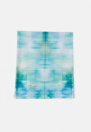 COOLNET UV UNISEX - Écharpe tube - marbled turquoise