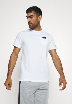 POCKET - Basic T-shirt - white