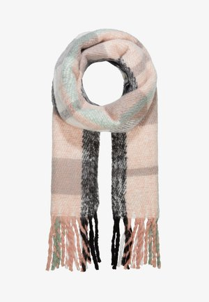 Scarf - misty rose