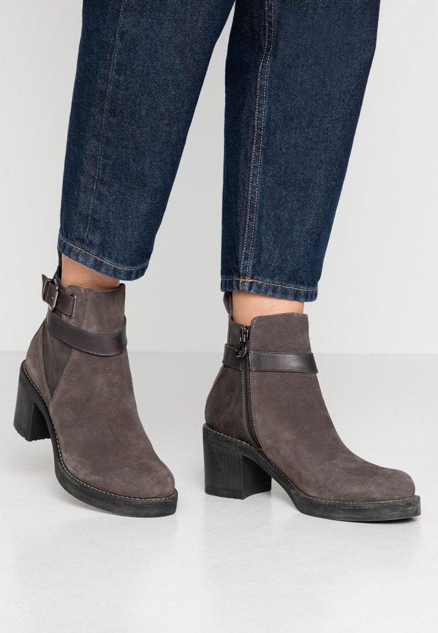 CECILE - Nilkkurit - dark grey