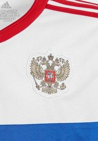 adidas Performance - AWAY RUSSIA - National team wear - white - 2