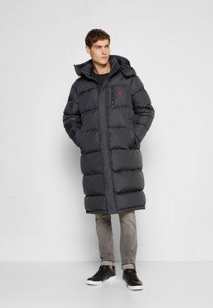 EL CAP PARKA - Down coat - black