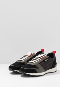 HUGO - HYBRID - Sneakers - medium green - 3