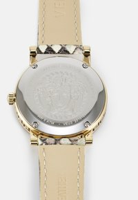 Versace Watches - GRECA - Hodinky - gold-coloured/white - 3