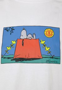 Element - PEANUTS - T-shirt con stampa - off white - 2