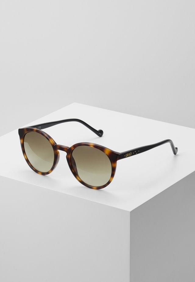 Okulary przeciwsłoneczne - blonde tortoise