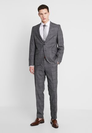 YARDLEY SUIT - Kostym - charcoal blue