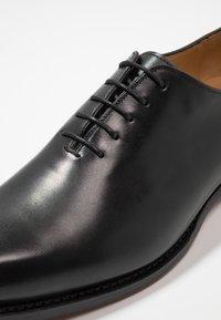 Cordwainer - ARMAND - Elegantní šněrovací boty - orleans black - 6