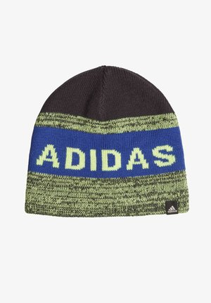 GRAPHIC BEANIE - Beanie - blue