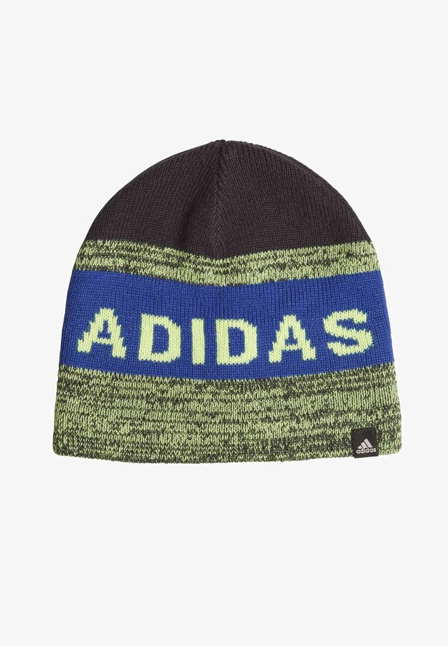 GRAPHIC BEANIE - Bonnet - blue