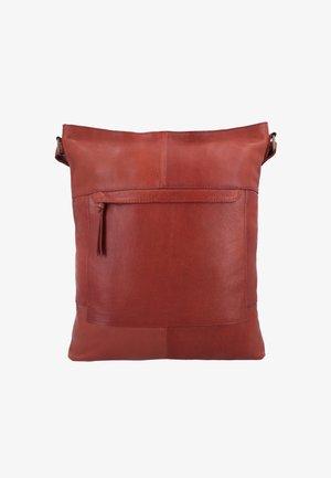 Shopping bag - dark brown