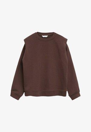 TANGO-I - Sweater - bordeaux