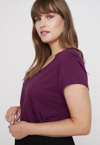 Anna Field Curvy - T-shirts print - purple potion - 3