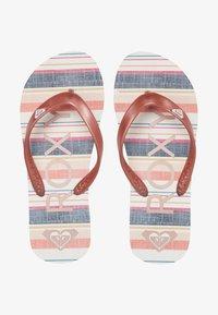 Roxy - TAHITI - Pool shoes - rose gold - 1