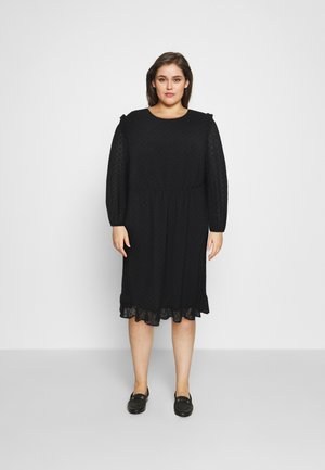 CARMALONE DRESS - Day dress - black