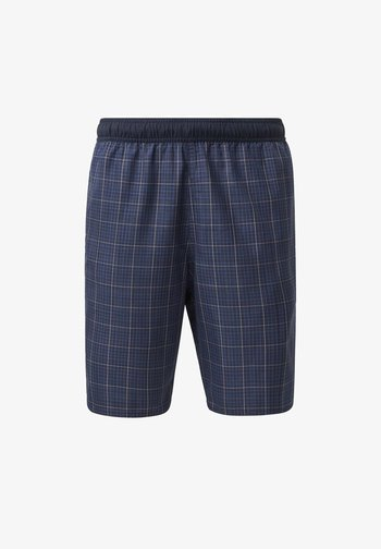 CHECK CLX SWIM SHORTS