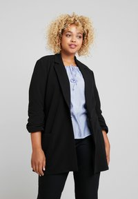 Anna Field Curvy - Short coat - black - 0