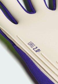 adidas Performance - X PRO GOALKEEPER GLOVES - Goalkeeping gloves - green - 2