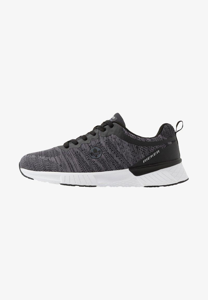 Rieker - Sneakers - grau/schwarz